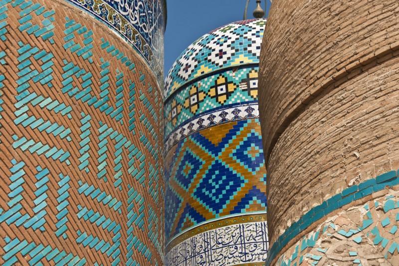 Iran – Der Einstieg